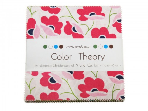 [cp]moda Color Theory 42枚セット